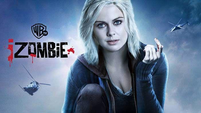 La saison 4 inédite de « Izombie » diffusée dès ce soir sur Warner TV