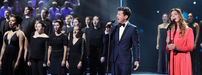 """""""300 Chœurs chantent les plus grands airs classiques"""" avec Vincent Niclo sur France 3"""