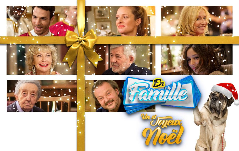 """Un prime spéciale Noël pour """"En Famille"""" ce soir sur M6"""