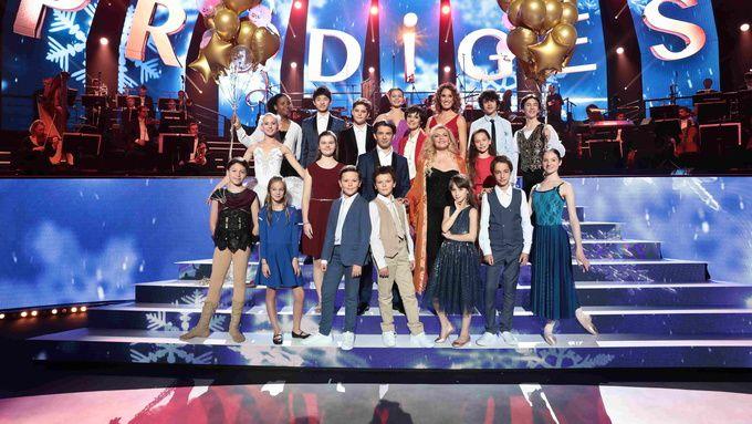 Prodiges - Saison 6 (Crédit photo : Lou Breton / FTV)