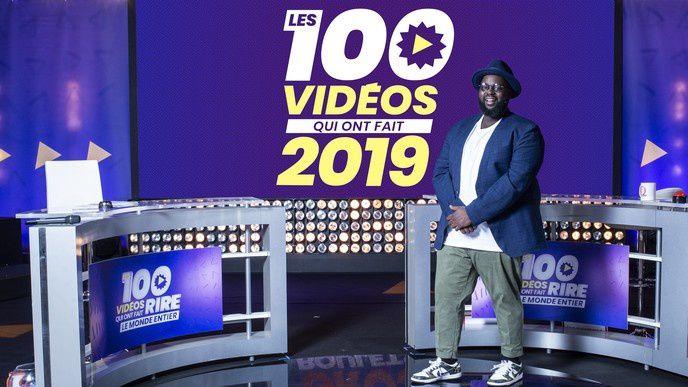 Issa Doumbia dévoile ce soir les 100 vidéos qui ont fait 2019 sur W9