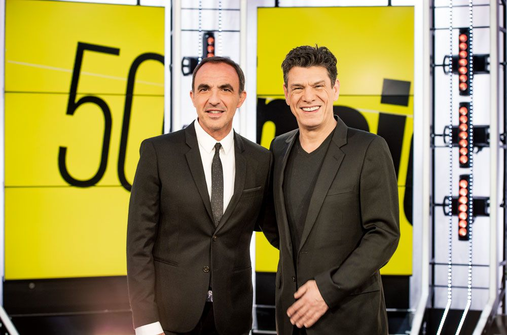 Marc Lavoine invité de « 50'Inside l'actu » ce samedi sur TF1