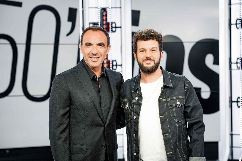 Claudio Capéo invité de « 50'Inside l'actu » ce samedi sur TF1