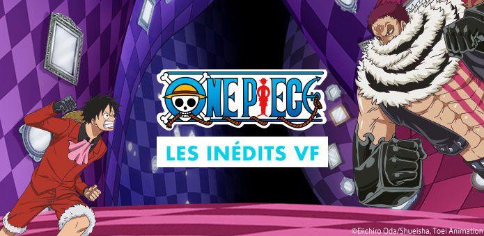 Les derniers épisodes inédits en VF de l'ARC Île Tougato de l'animé culte One Piece diffusés dès ce lundi sur Game One
