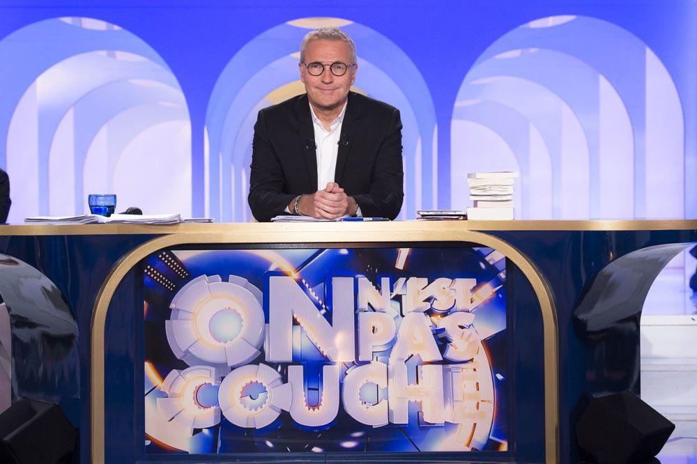 Laurent Ruquier (Crédit photo : Rémy Grandroques / FTV)
