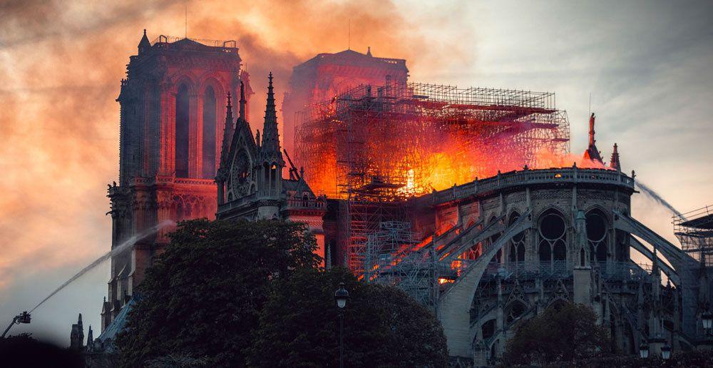 """""""Notre-Dame, l'incendie du siècle"""", documentaire inédit ce soir sur RMC Découverte"""