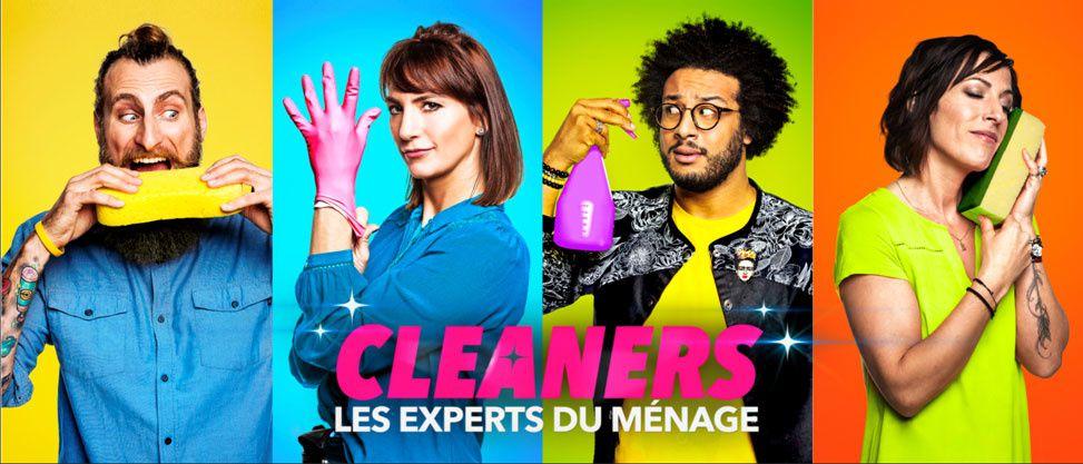 """""""Cleaners, les experts du ménage"""", nouvelle émission dès le 15 janvier sur TFX"""