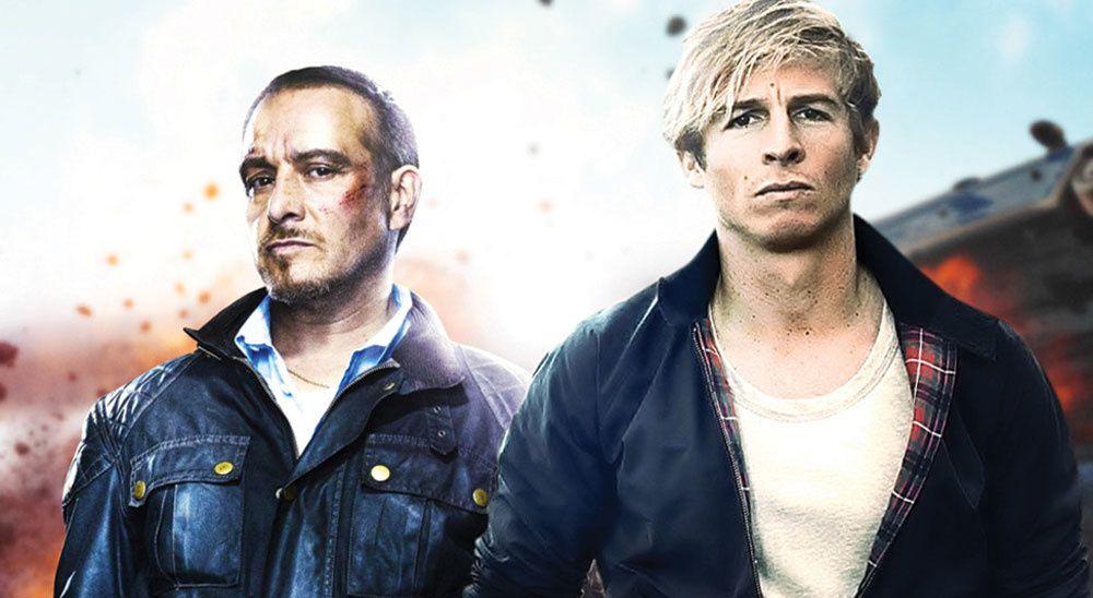 """""""Alerte Cobra : Un duo explosif"""", série inédite dès ce soir à 19h sur NRJ 12"""