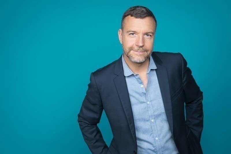 Mathieu Vidard (Crédit photo : Nathalie Guyon / FTV)