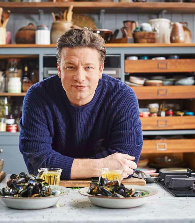 En février, Jamie Olivier va nous apprendre des recettes simples et économiques sur My Cuisine