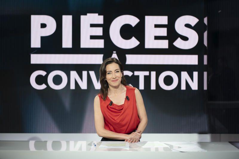 Virna Sacchi (Crédit photo : Nathalie Guyon / FTV)