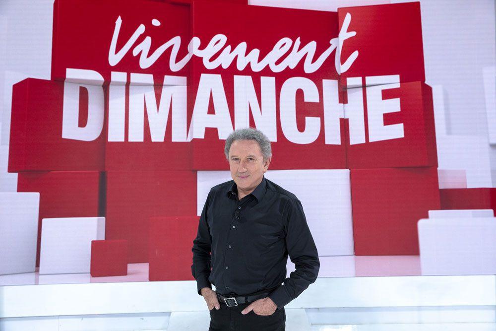 Michel Drucker (Crédit photo : Michel Scarella / France 2)
