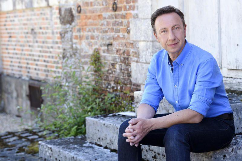 Stéphane Bern (Crédit photo : Christophe Lartige / FTV)