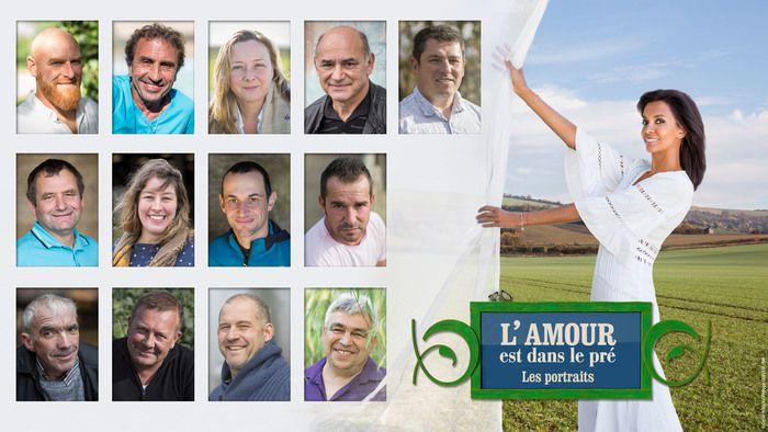 """Les portraits de la saison 15 de """"L'amour est dans le pré"""" diffusés dès ce soir sur M6 (liste des célibataires et adresse)"""