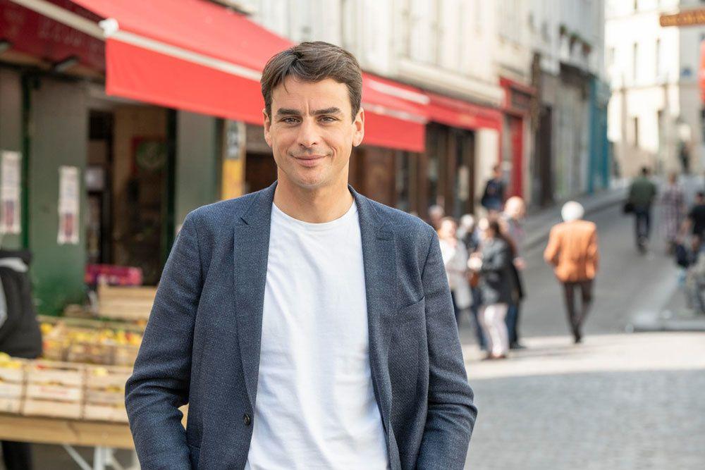 Julian Bugier (Crédit photo : Nathalie Guyon / FTV)