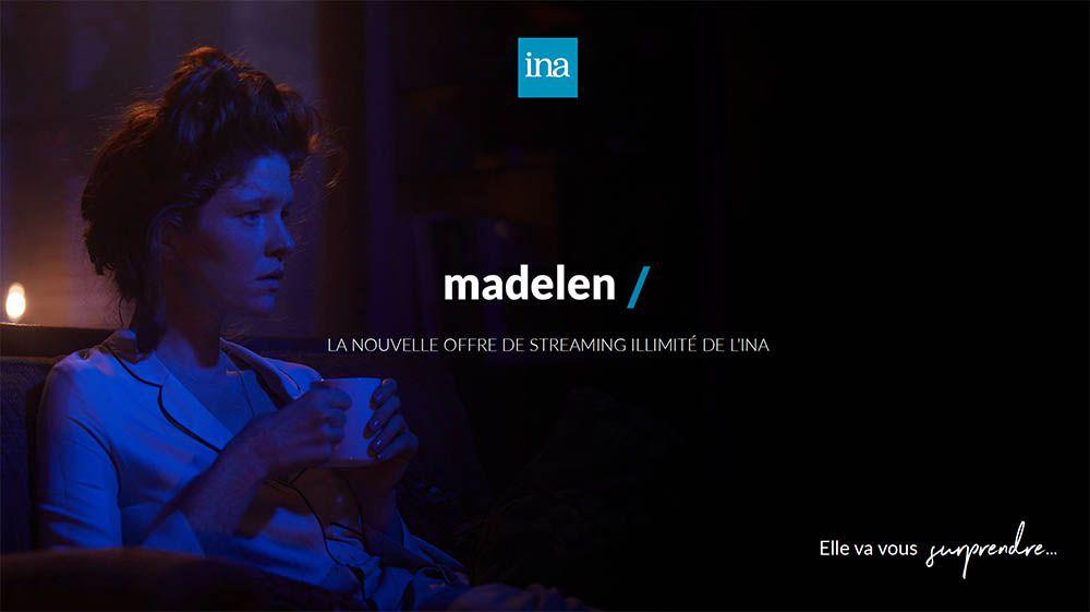 Coup de Coeur - Madelen, la nouvelle offre de streaming de l'INA disponible gratuitement pendant trois mois