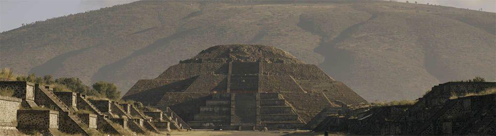 """""""Les mystères de la cité perdue de Teotihuacan"""", série documentaire inédit ce soir sur RMC Découverte"""