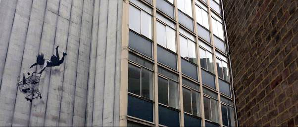 """Banksy Wanted"", documentaire inédit diffusé ce soir sur CANAL+"