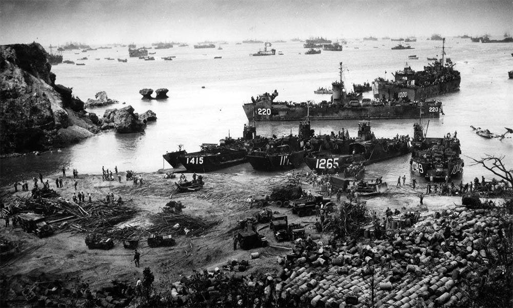 """""""L'enfer de la bataille d'Okinawa"""", documentaire inédit ce soir sur RMC Découverte"""