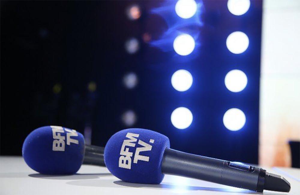 """""""Au coeur de l'Élysée, face à la crise"""", document exceptionnel diffusé ce soir sur BFMTV"""