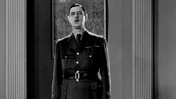 Soirée documentaire sur le Général de Gaulle ce soir sur France 5