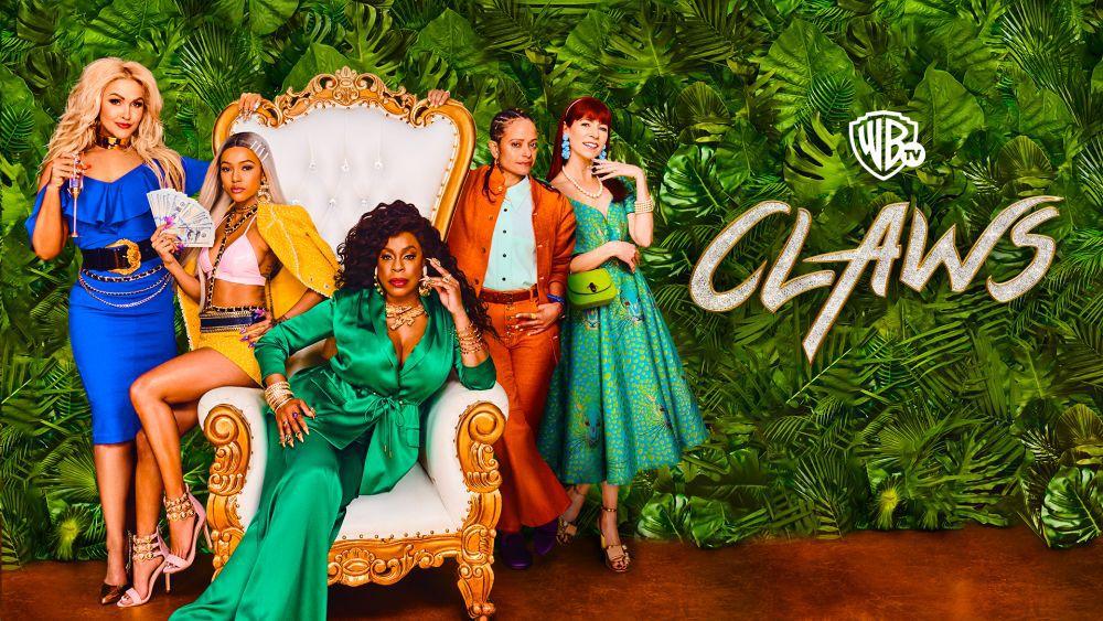 """La saison 3 inédite de """"Claws"""" diffusée dès ce soir sur Warner TV"""