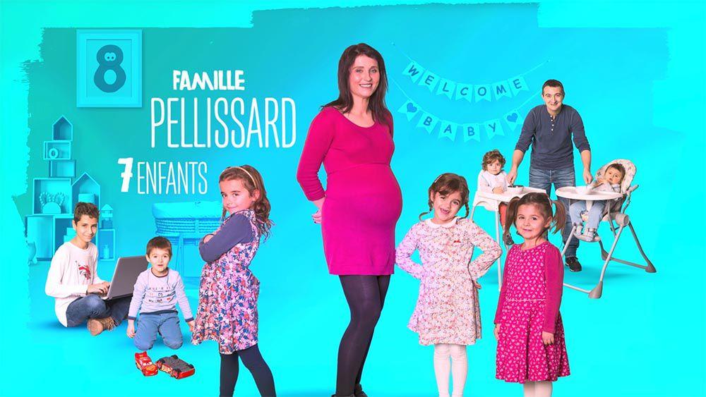 « Familles nombreuses : La vie en XXL », docu-réalité à découvrir en quotidienne dès ce lundi à 17h15 sur TF1 (présentation des familles)