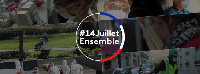 Une journée spéciale d'hommage le 14 juillet sur France 2