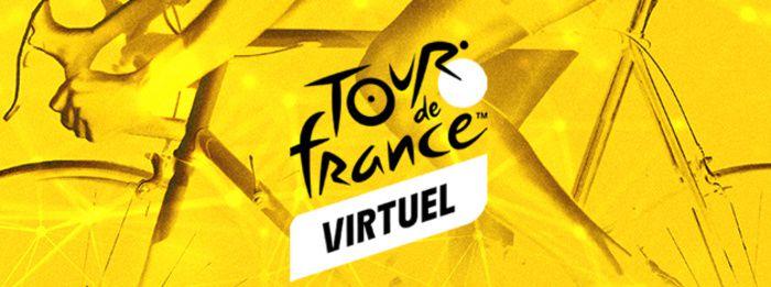 Le Tour de France Virtuel à suivre chaque week-end du 4 au 19 juillet sur France.TV