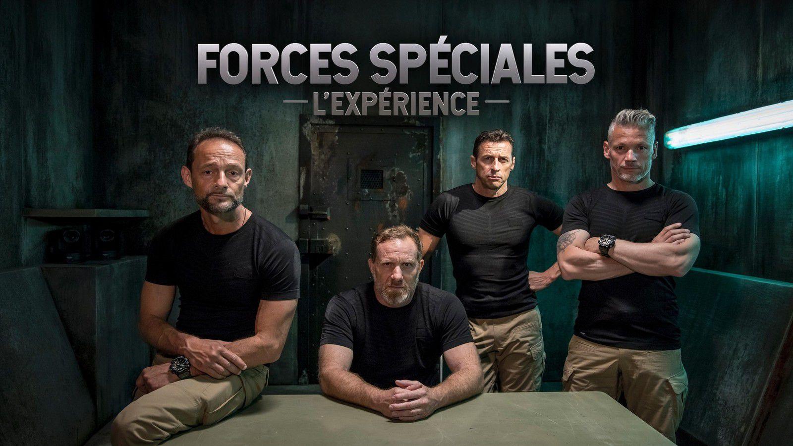 """""""Forces spéciales : l'expérience"""", nouveau programme diffusé dès le 4 août sur M6"""