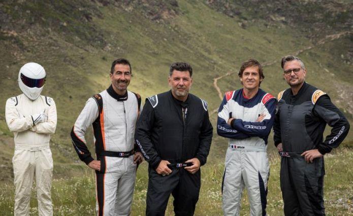 """Luc Alphand débarque dans la 7ème saison de """"Top Gear France"""" sur RMC Découverte"""
