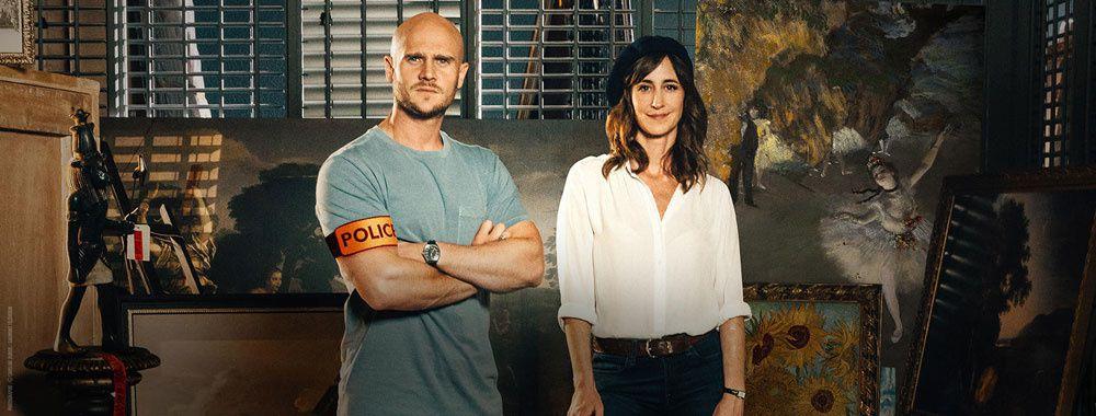 """La saison 4 de """"L'art du crime"""" actellement en tournage pour France 2"""