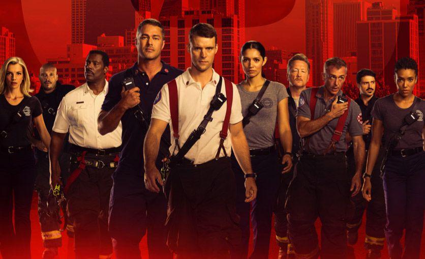 Les inédits de « Chicago Fire » de retour dès ce lundi sur 13ème Rue