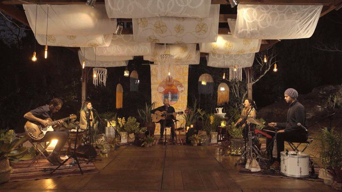 """""""Gilberto Gil, un dieu dans son jardin"""" dans """"Passage des arts"""" ce soir sur France 5"""