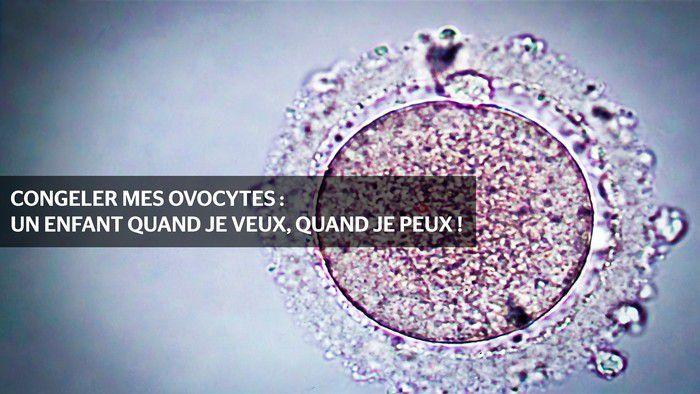 """""""Congeler mes ovocytes : un enfant quand je veux, quand je peux !"""", documentaire inédit ce soir sur téva"""