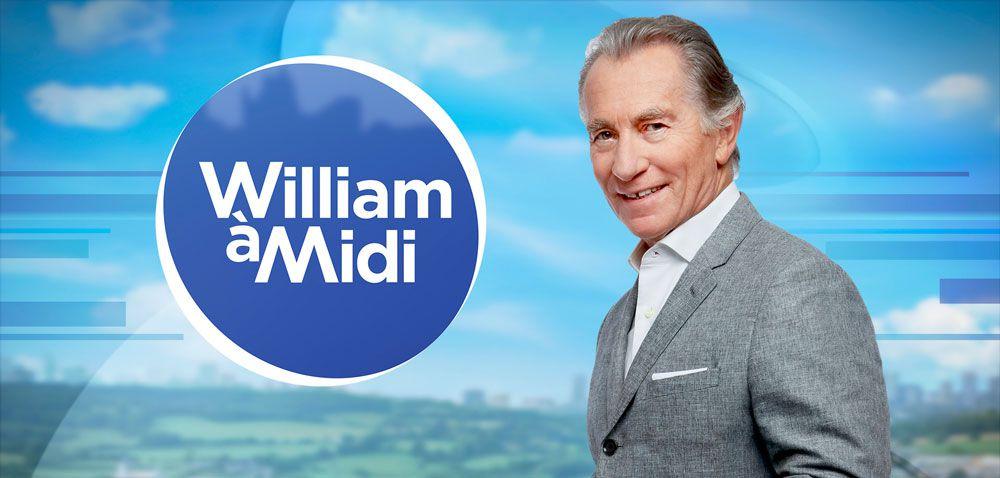 """La quotidienne """"William à midi"""" de retour dès ce lundi sur C8"""