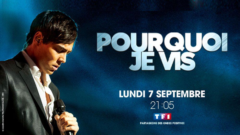"""Le téléfilm """"Pourquoi je vis"""" sur la vie de Grégory Lemarchal diffusé ce soir sur TF1"""