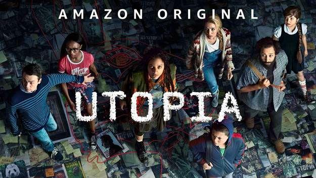 """""""Utopia"""", nouvelle série à découvrir dès octobre sur Amazon Prime Video (vidéo)"""