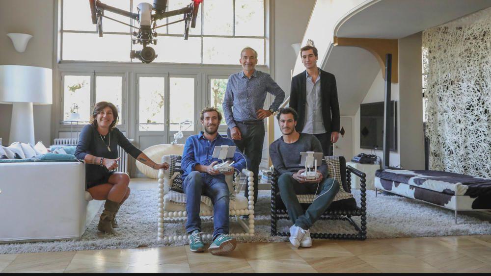 """""""L'agence"""", nouveau programme immobilier """"de luxe"""" dès le 24 septembre sur TMC"""