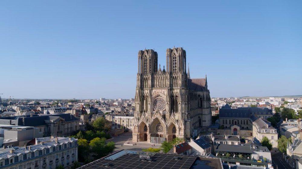 RMC Découverte dévoile ce soir les secrets de la cathédrale de Reims