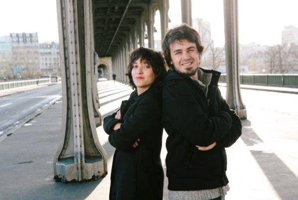 Aurélie Champagne et François Sauvestre prennent les commandes de la matinale du Mouv'