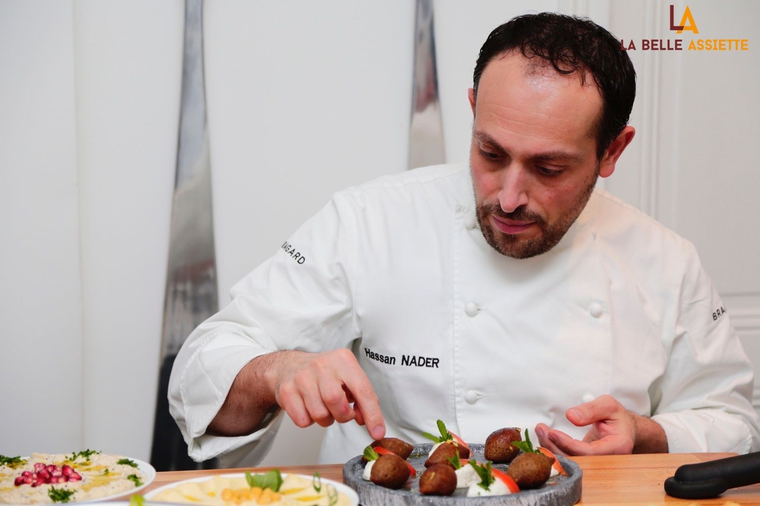 Le Chef Hassan Nader