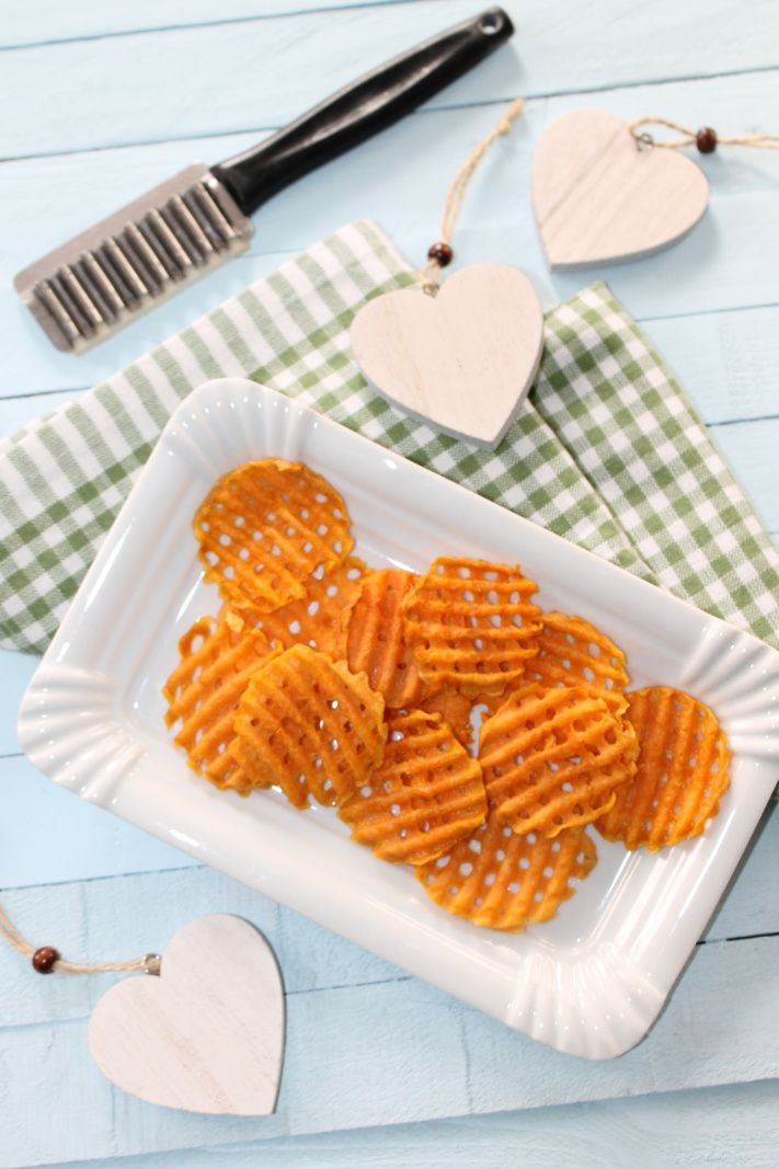 pom gaufrettes de patates douces mes p 39 tits biscuits gourmands et autres d lices. Black Bedroom Furniture Sets. Home Design Ideas