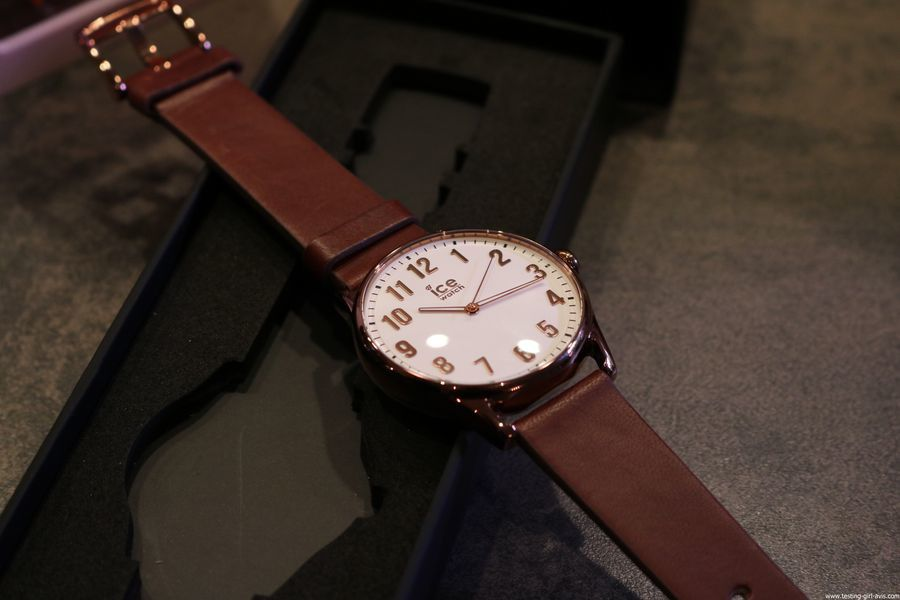 Ice-Watch montre Ice Time