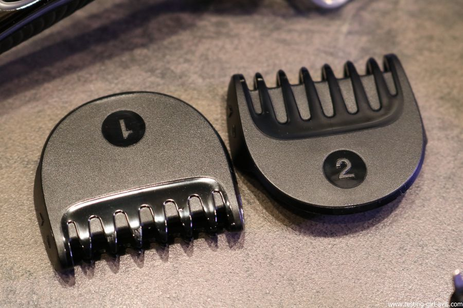 Le kit multigrooming (rasage et tondeuse) MGK3080 de Braun