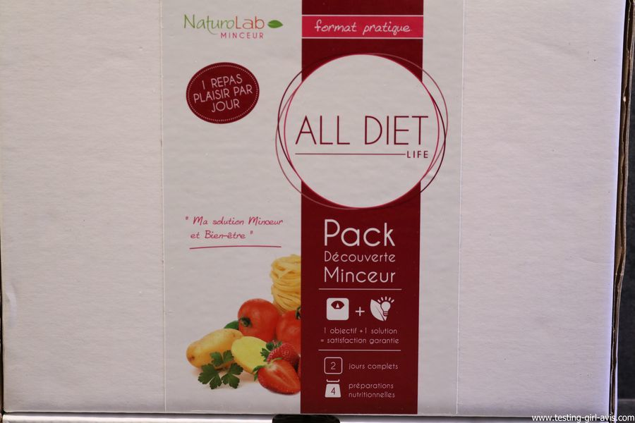 authentic 50% off clearance sale Mes 2 jours de test avec ma coach minceur Karen et All Diet ...