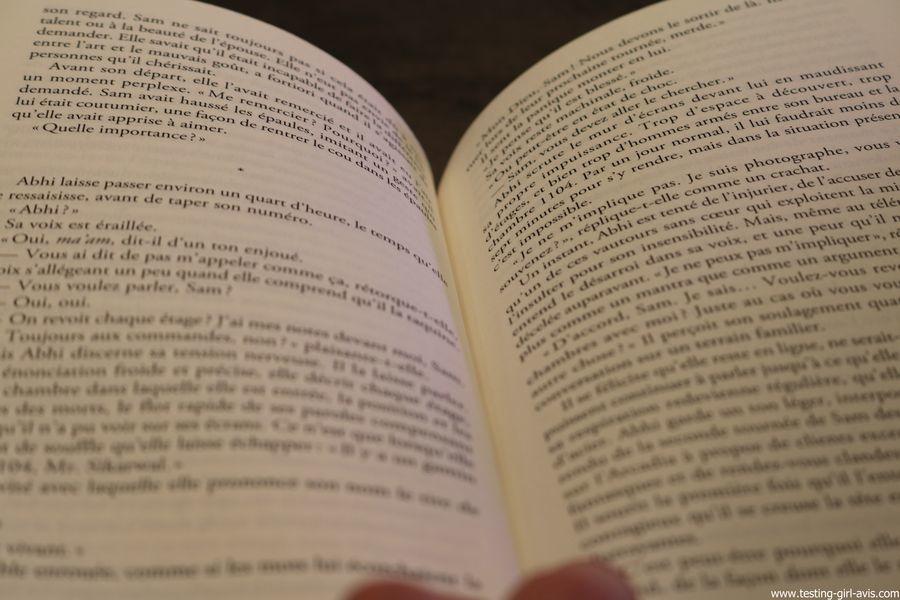 Livre Hotel Arcadia de Sunny Singh Editions Galaade interieur