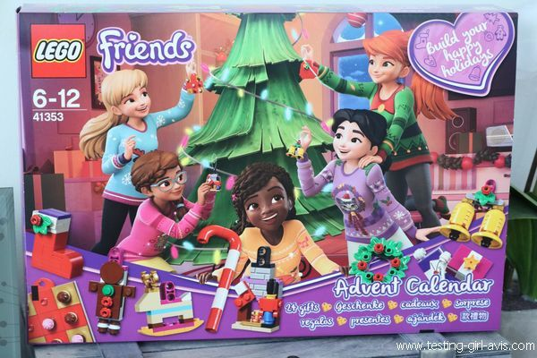 Calendrier Lego Friends 2019.Le Calendrier De L Avent Lego Friends C Est 24 Surprises A