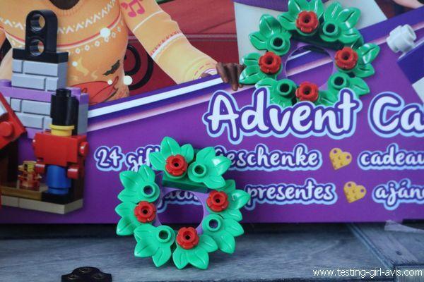 Lego Friends Calendrier De L Avent.Le Calendrier De L Avent Lego Friends C Est 24 Surprises A