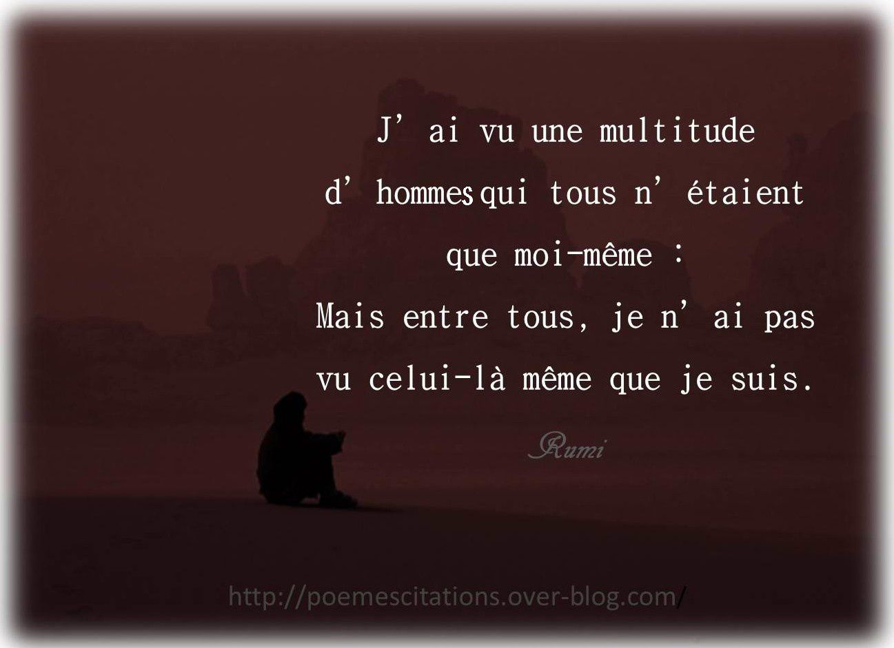 citations rumi